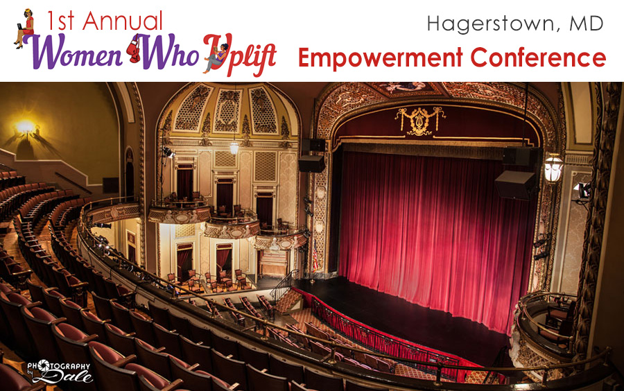 May 28-30 2021: 1st Annual UPLIFT Hagerstown- WWU Empowerment Weekend
