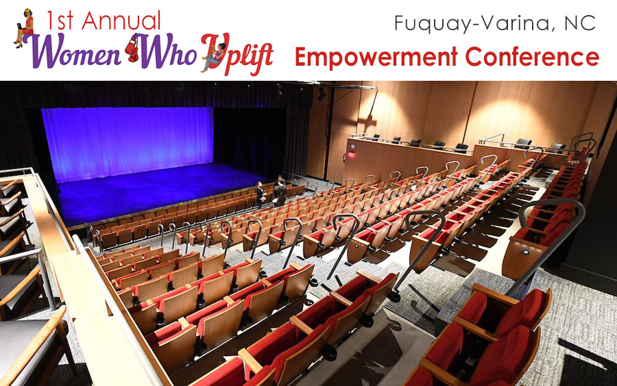 March 20 2021: 1st Annual NC WWU Women's Empowerment Conference